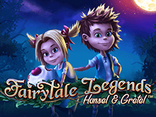 Fairytale Legends: Hansel & Gretel в онлайн казино Вулкан на деньги