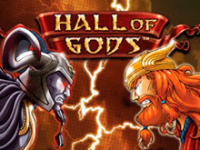 Играть в онлайн слот Hall Of Gods