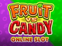 Fruit Vs Candy от компании Microgaming